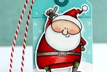 Tags - Christmas