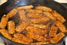 Vegan - Tempeh Recipes / VEGAN Plant Based Non-Dairy, Dairy and Meat Free - Tempeh Recipes - http://dreamontoyz.com/frescurafoods/