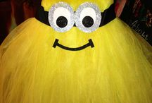 Halloween costume Minion