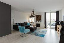 Vintage tapijten & Rozenkelims / Interieursfoto's van onze klanten over de hele wereld. Webshop: www.serozatapijten.nl