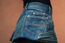 """Vivolavita """"old Jeans new look"""""""