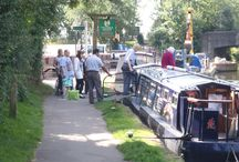 Canal Boat Disabled Access / Canal Boat / Narrowboat Disabled Access