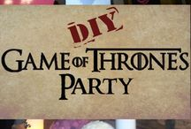 game od thrones party
