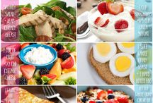 Food - Healthy snacks