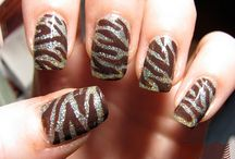 Nails / by Jocelyn Renfroe-Hayes