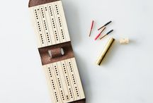 Cribbage Boards / by Chris Cavallari