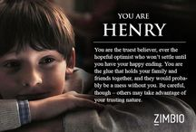 Henry ouat / Henry from once upon a time