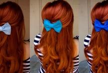Hair Hair Hair / by Maudie Kirkpatrick
