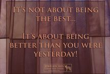 Jeweleeches inspirational quotes! / Jeweleeches Vivian Hebing: inspirational quotes to inspire YOU! Be the best you can be!