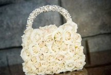 FLORAL BAGS AND CLUTCHES MARRIAGE