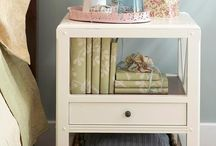 BED SIDE TABLE IDEAS