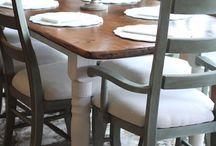 Tavolo casa di campagna