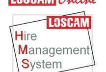 Loscam Online & Hire Managment System / The main feature of Loscam online is the option to now perform an electronic reconciliation of monthly invoices, Rather than doing manually.