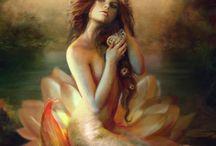 Mermaid / by Amanda Barrett