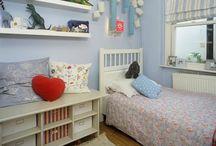 Kids room organization / by Hanna Sigge