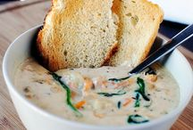 Soup / by Crystal Henline Gilpin