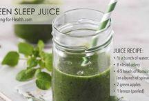Juices. Health
