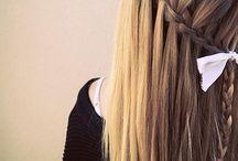 Hair and Beauty / hair nails makeup skin