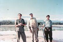 African Safari History