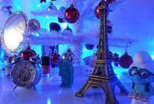 Dicas de decoração / Aqui estão reunidas as fotos da decoração do meu quarto. Confiram!