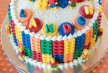 Lego Themed Birthday Party / Lego themed birthday party, 5 year old boy birthday party
