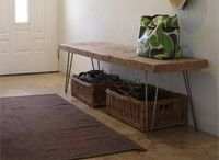 seating, side tables, & storage