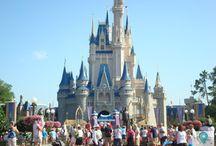 Disney - Universal (Orlando) / Orlando é uma cidade da Flórida, é um dos destinos turísticos mais visitados do mundo, as principais atrações são os parques do Walt Disney World e Universal Orlando Resort // Orlando is a city of Florida, it is one of the world's most visited tourist destinations, the main attractions are Walt Disney World's parks and Universal Orlando Resort.