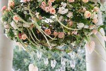 Wedding Trend: Suspended Florals