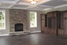 Williamson-James Homes Construction, Completed Project designs & decor / new built home and remodel projects