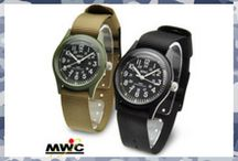 MWC Military Watches / MWC are now one one of the worlds leading suppliers of robust military specification timepieces, here you can find a pic's collection  #mwc #mwcwatches #militarywatches