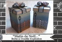 Boîtes à explosion