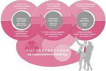Organisatie / verander strategieën