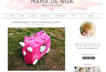 Maleta Trunki Hello Kitty / Noa ha probado la maleta Trunki Hello Kitty https://mamadenoa.blogspot.com.es/2015/12/hemos-probado-maleta-trunki-hello-kitty.html