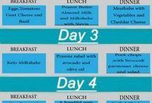 7 dae dieetplan