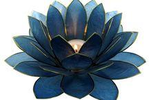 Teelicht Lotus