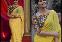 ethic sarees