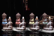 Little Monk' Incense Burner