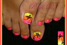 Nails - Feet