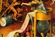 Hieronymus / I'm working on a CD project inspired by Bosch's Garden of Earthly Delights, so I'm collecting all things Bosch.
