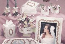 пласт канва свадьба