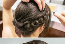 Hairstyles / day-to-day hairstyles to mix it up every now & then