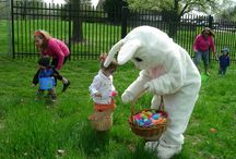Easter at Milburns / Egg Hunts, Breakfast with the Easter Bunny and more!