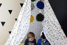 Collection enfant | Kids collection / Une magnifique thématique de décoration murale pour nos enfants chéris ! Découvrez nos collections de papiers peints et stickers muraux pour chambre d'enfant sur notre boutique en ligne Louisiane Design!