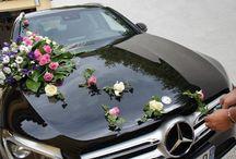 Samochód ślubny ☺