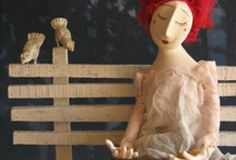 Dolls / by Ladonna Lechner