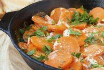 Les carottes sont cuites / Voici quelques recettes à la carottes ! Bon appétit !