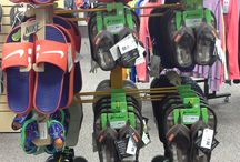 Summer Sandals / Get your feet ready for summer with sandals for all ages. Selection may vary based on location.