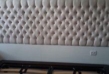 Cabeceiras Stilo / Uma boa forma de alongar o dormitório!