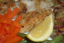 Healthier seafood recipes / by Susan Van Heemst