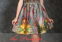 The Princess of Suburbia Fashions Launches